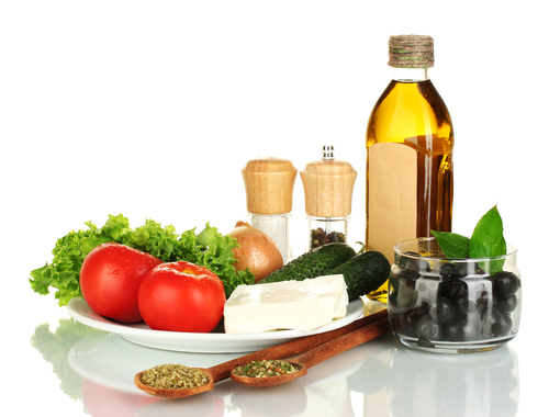 Try a Mediterranean diet