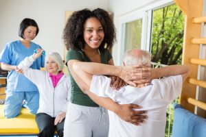 Physical therapy for seniors offer many benefits.